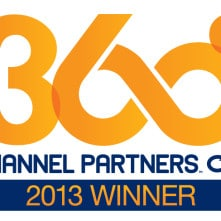 Channel Partners 360 2013 Winner(5)