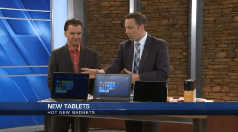 Cool New Tablets – David DeCamillis on Fox