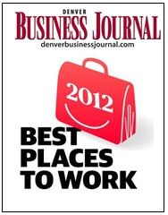 Best Places to Work 2012