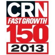 CRN Fast 150 Award Logo