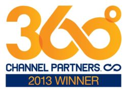 Channel Partners 360 2013 Logo