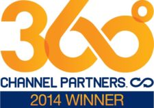 Channel Partners 360 2014 Award