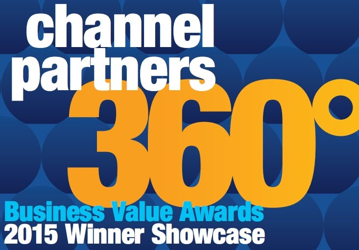 Platte River Networks honored with 2015 Channel Partners 360 Top 10 Award