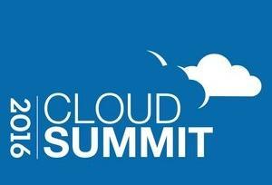 Cloud Summit 2016 Logo