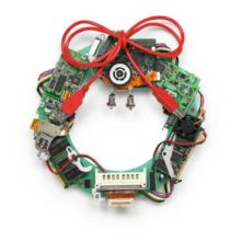 Tech Wreath